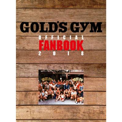 ゴールドジムオフィシャルファンブック2018