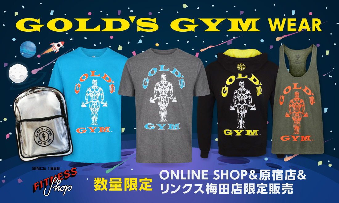 GOLD's GYM WEAR